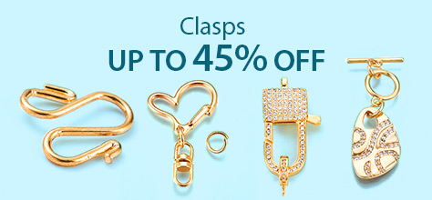 Clasps Up To 45% OFF