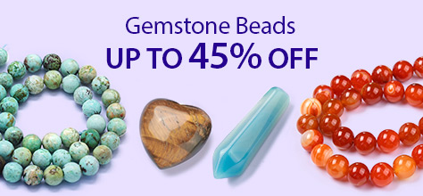 Gemstone Beads Up To 45% OFF